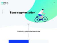 Products page bone segmentation