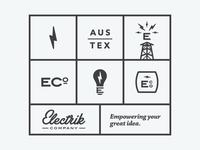 Electrik Co. Brand Buildout