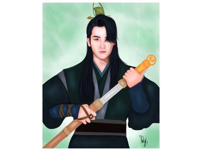 Hwarang Park Hyun Sik 01
