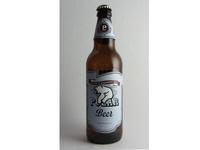 Individual Polar Beer Pint Bottle