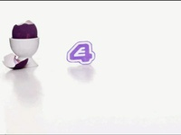 Esting E4 Tv Channel Ident Screen Shot