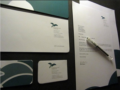 Corporate Suite - Stationery