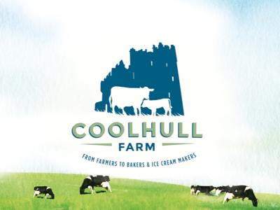 Coolhull Farm Brand Identity + Packaging Design