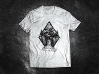 T shirt mockup psd