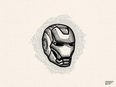 Ironman Helmet MK III