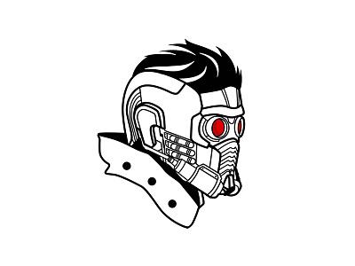 Star lord marvel studios dusan klepic helmet superhero guardians of the galaxy star lord peter quill heroes marvel