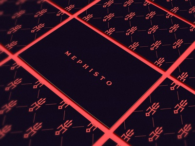 Mephisto Clothing gentleman trident suit tie logo branding expensive luxury business fashion clothing brand mephisto