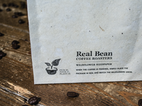 Real Bean Coffee Packaging