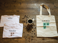 Real Bean Merchandise
