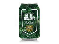 Nettle Thrasher beer rebranding