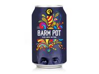 Barm Pot beer rebranding