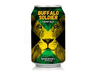 Buffalo Soldier, hemp ale rebranding