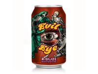 Evil Eye beer rebranding