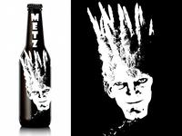 Metz alcopop redesign