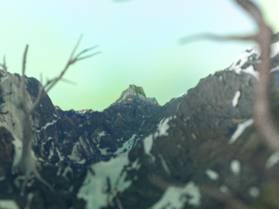 Redshift and Cinema 4d depth of field test.