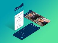 Clean Minimal UI Web Design