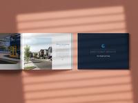 Elegant, Modern & Minimal Real Estate Booklet Design