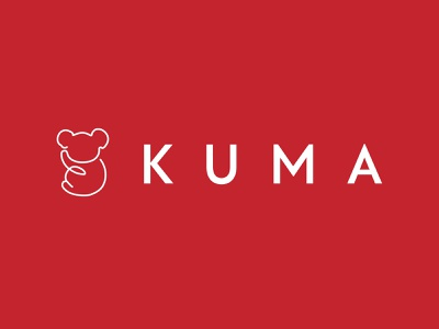 Red Koala Logo Design For New Fashion Brand apparel logo fashion design fashion brand fashion label flat illustration clean minimal red and white red teddy teddy bear teddybear koala koala bear logo designer logo designs logotype logo design red logo