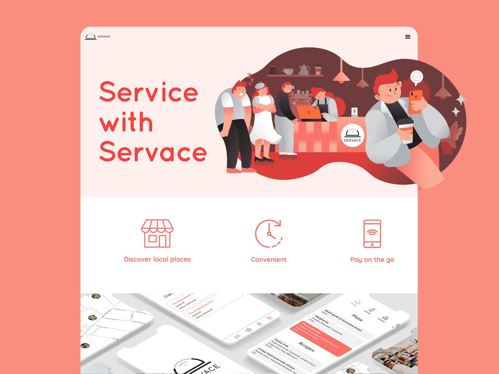 Web Design For Auckland Company Servace By White Rabbit On Dribbble