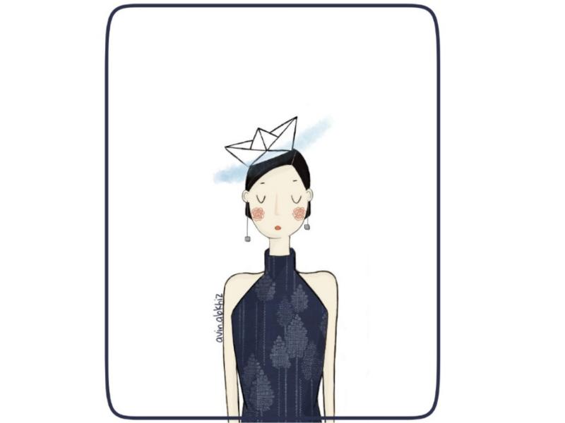 Digital illustration illustration