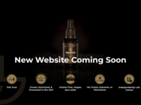 REVIVE Cosmetics - Comming Soon Page