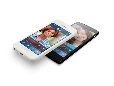 Class iOS & Android android ios app ui mobile