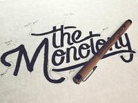The Monotony Sketch