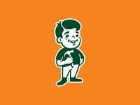 Kid Mascot 2