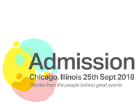 Admission Conference Branding