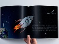 Children's book - Strange Things Happen Around Black Holes