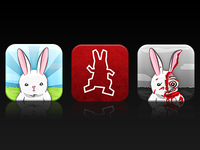 Bunnycide Icons