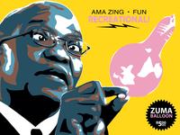 Zuma Balloon