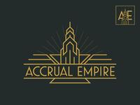 Accrual Empire Logo & Avatar
