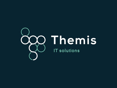 Logo 07 - Themis IT Solutions adobe typography graphic design vector logo branding graphicdesign design