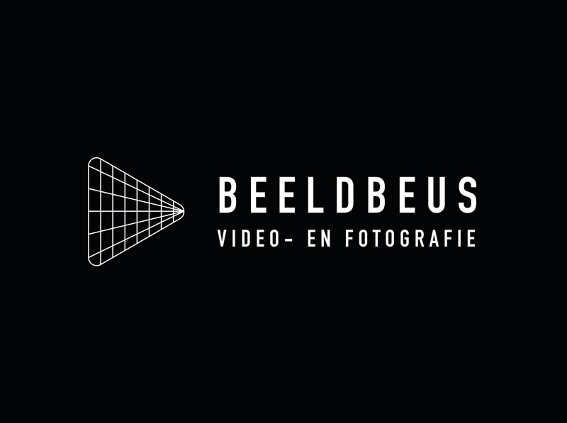 Logo 16 - Beeldbeus vector graphic design logo branding graphicdesign design