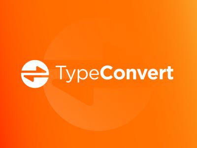 Logo Concept for TypeConvert