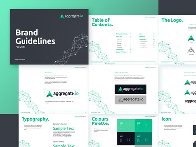 Brand Guidelines Project