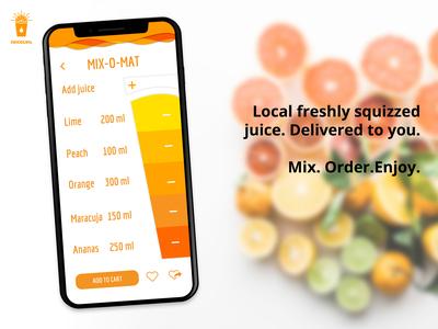 Juice'oleil App