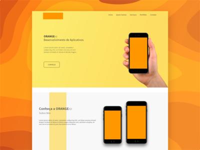 Website OrangeAD