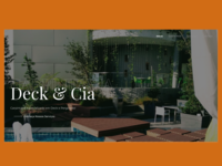Deck & Cia