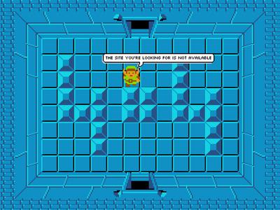 Zelda 404
