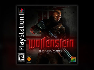 Wolfenstein The New Order - Now on PlayStation 1