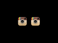 Instagram iOS 7 Icon