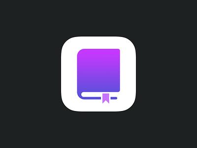 Classifi Icon ios icon purple classifi