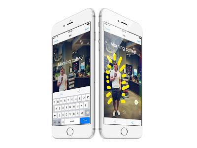 Facebook Messenger Photo Tools ios iphone app facebook messenger facebook messenger android windows phone