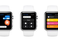 Messenger apple watch