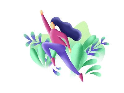 Super girl illustration flat illustration flat design flatdesign colorful art colorful design modern modern illustration superhero drawings hand drawn beautiful girl procreate procreate art sketch texture illustration art illustraion drawing simple