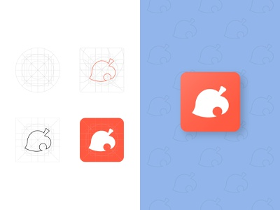 Daily UI | 005 vector ai icon illustration icons tom nook animal crossing app daily ui 005 daily ui dailyui