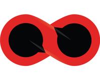 TEDx Ottawa logo design  — changing the narrative
