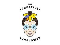 the creative sunflower